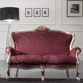 диваны маленькие в стиле барокко из европы купить в москве