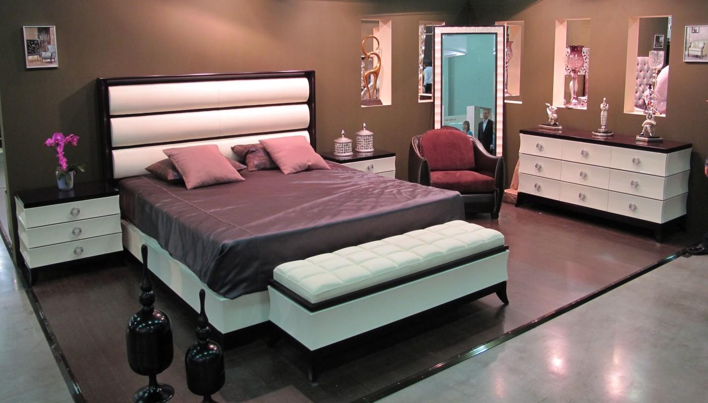 спальня neopoliscasa