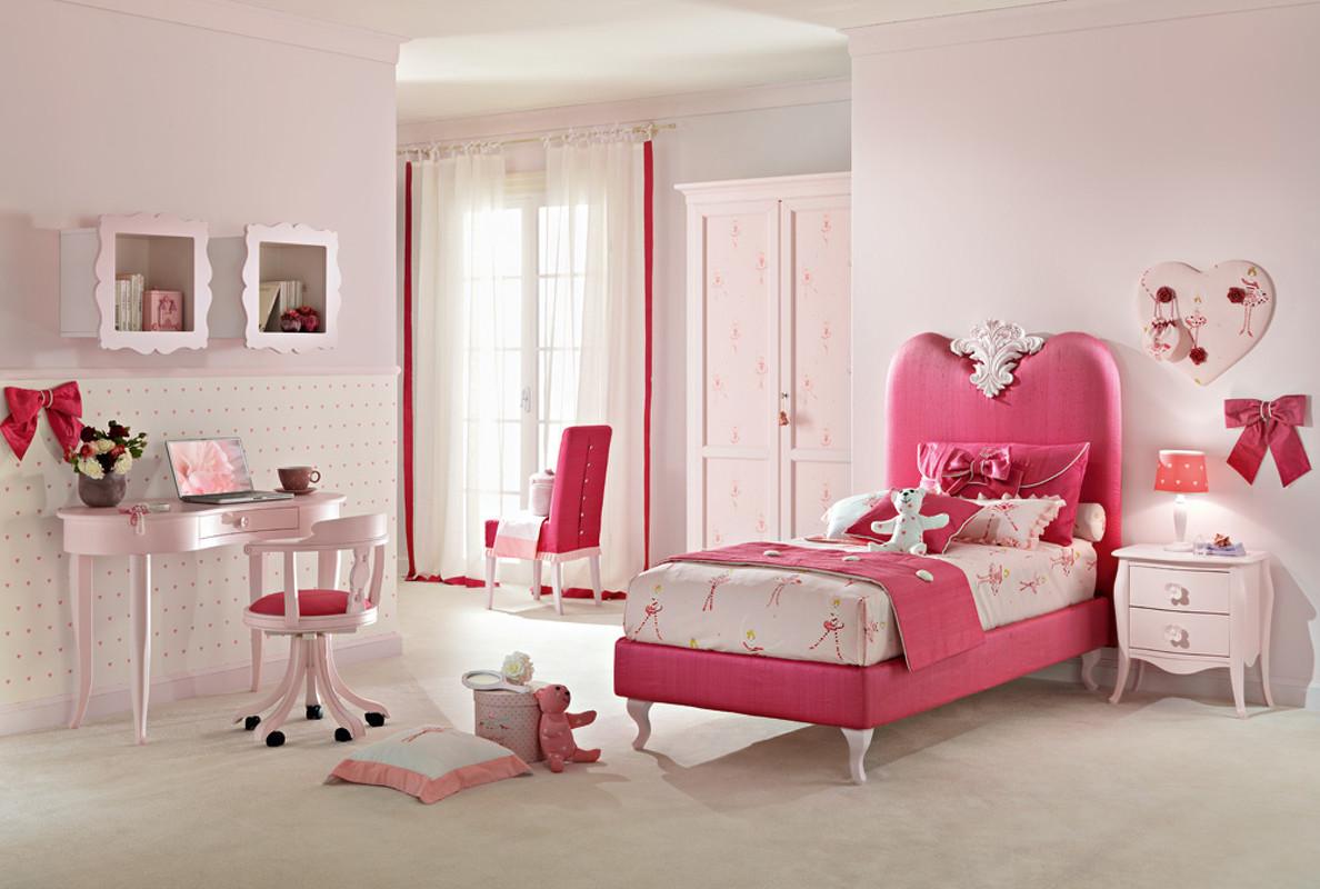 Интерьер детской комнаты piermaria