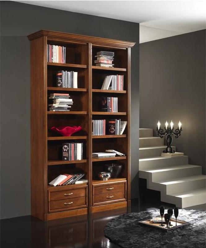 Книжный шкаф cod.1020, four seasons интернет магазин мебели .